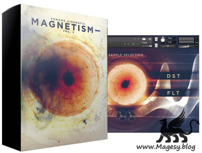 Magnetism Vol.2 KONTAKT-0TH3Rside
